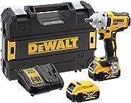 DEWALT 18V 5.0Ah Cordless Impact Wrench, DCF894P2