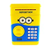 #2: Favy Money Safe Treasury / Vault / Money Bank / Coin Box For Kids With Electronic Lock & Secret Code To Unlock SW-011