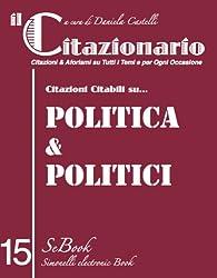 il CITAZIONARIO n. 15 (Italian Edition)