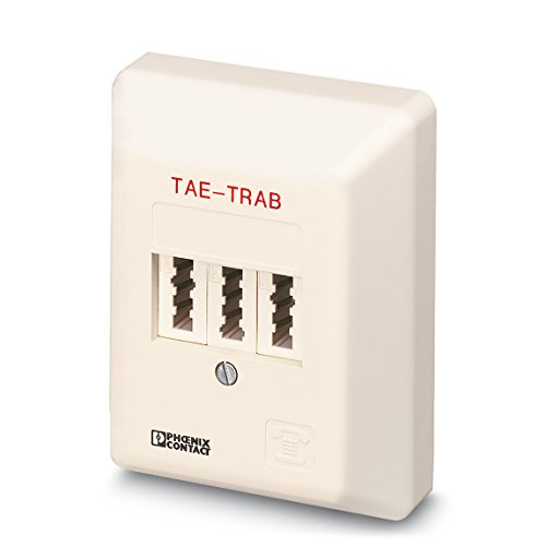 PHOENIX CONTACT Übertragungsschutzgerät TAE-TRAB FM-NFN-AP, 2749628