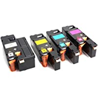Toner Kit compatibile EPSON 1700 Cartuccia - nero / ciano