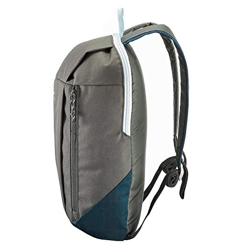 Decathlon Quechua Arpenaz 10 Ltr Backpack (Gray) Image 4