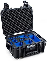 B&W outdoor.cases Typ 3000 mit GoPro Hero 5 / 6 / 7 Inlay - Das Original