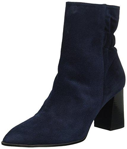 Paco Gil - P3131, Stivali a metà polpaccio con imbottitura leggera Donna Blu (Blu (Marine))