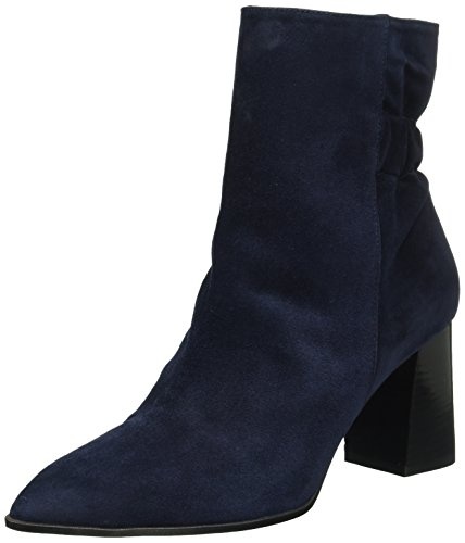 Paco Gil Damen P3131 Kurzschaft Stiefel Blau (Marine)
