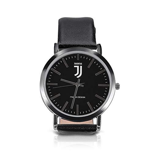 Juventus Orologio TIDY serie Deluxe - Nuovo Logo - Donna - Colore Nero - Impermeabile fino a 3 atm (50 metri)