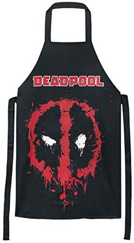 Deadpool Grillschürze Standard