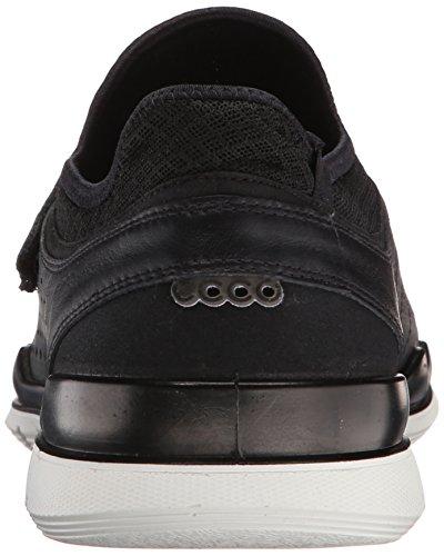 Ecco  ECCO LYNX, Chaussures Multisport Indoor homme Noir - Schwarz (BLACK/BLACK53859)