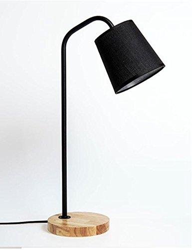 Tabella Nordic semplice moderna lampada da tavolo Ferro LED Eye-cura