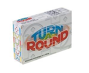 "Adlung Spiele 161046-""Turn a Tarjeta de Round Parte"
