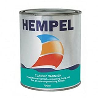 Hempel Classic Varnish - 750ml
