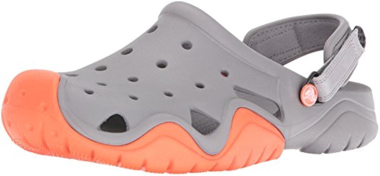 Mr.     Ms. Crocs Swiftwater Clog M, Ciabatte Uomo In vendita Produzione specializzata Ideale economico | Grande vendita  3fc7e7