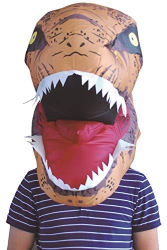 Adultos Divertido Inflables Disfraz fantasia traje inflable vestido dinosaurio Tyrannosaurus para Fiesta Halloween
