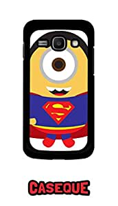 Caseque Minion Superman Back Shell Case Cover for Samsung Galaxy Ace 3