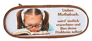 Dulce-Verlag 97724 - Niñas Schlamperbox Libro De Matemáticas