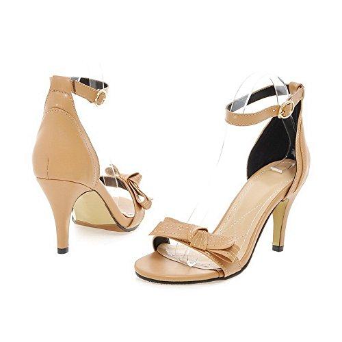 1to9, Sandales Pour Femmes Abricot