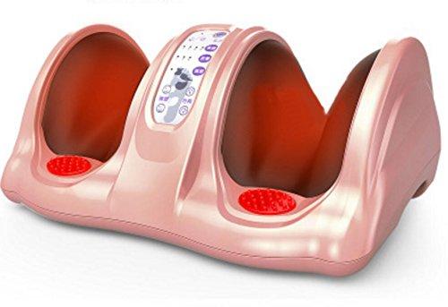 Fußmaschine Fußmassage Fuß Fuß Voll Vollautomatische Kneten Heizung Hause Fußmassage,Pink