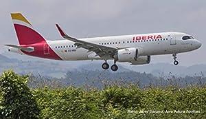 Herpa 533027 Iberia Airbus A320 Neo Wings/avión para coleccionar