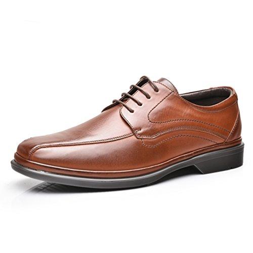 Männer Business Shoes Fashion Loafers Sommerkleid Lederschuhe Atmungsaktive gelegenheitsschuhe