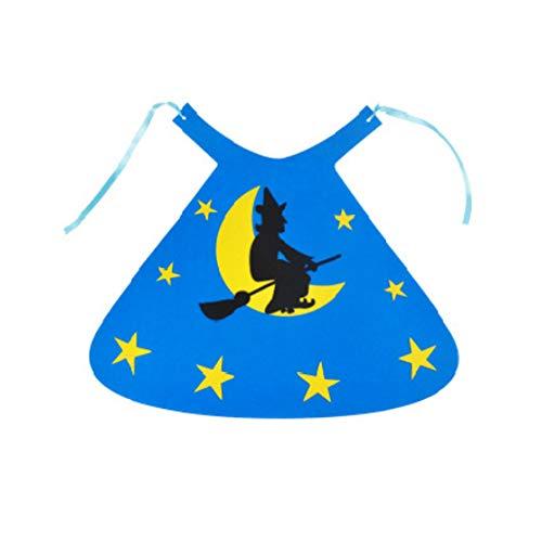 Infant Halloween Cartoon Hexe Umhang Spielzeugmodelle EIN Kleid -