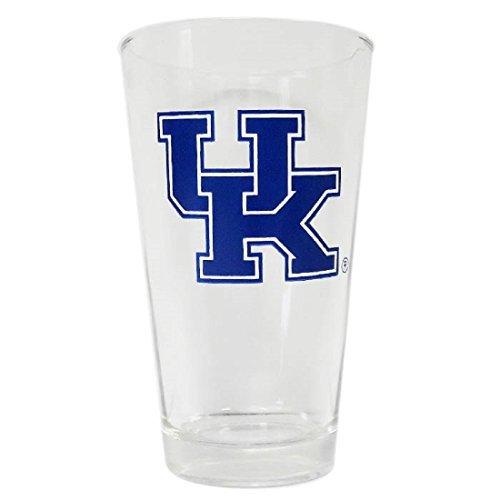 Sports Team Zubehör Kentucky Wildcats 16Unze Getränk Glas mit Logo, Unisex-Erwachsene (Sport-team-zubehör)