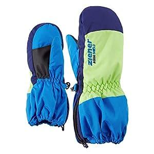 Ziener Unisex Baby Levi As(r) Minis Glove Ski-Handschuhe/Wintersport | Wasserdicht, Atmungsaktiv