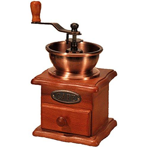 Kaffeemühle Kaffee Mühle mit Keramikmahlwerk von JEMIDI Espressomühle Caffee Mühlen