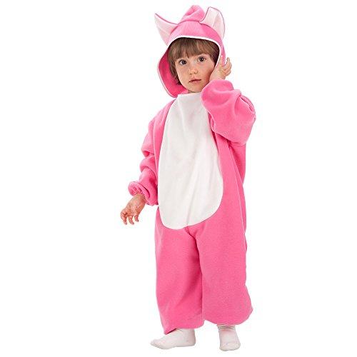 Carnival Toys 63039-Gatito, Disfraz para bebé con Capucha, 1-2años