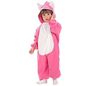 Carnival Toys 63039–Gatito, disfraz para bebé con capucha, 1–2años