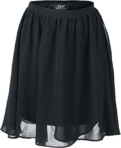 Full Volume by EMP Black Swinging Skirt Rock schwarz M (Mittellange Röcke)