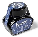 KAWECO Tintenglas 30ml Blauschwarz