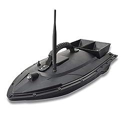Ballylelly-Fischköder Boot 500m Fernbedienung Fischfinder Boot 1,5 kg RC Boot Boot Schnellboot mit Doppelmotoren