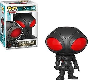 Funko-Pop.Color DC Color Aquaman Color Black Manta,, 31183