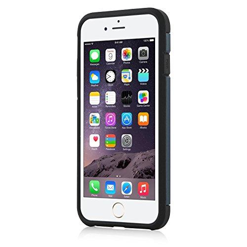 iPhone 6S Hülle - iHarbort® schwere Rüstung Hülle iPhone 6 6S Hülle Tasche case cover Schutzhülle mit Shock Absorbion funktion + Displayschutzfolie (grün) Marineblau