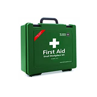Large First Aid Kit - St John Ambulance Workplace Compliant Kit