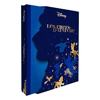 DISNEY - Les trésors de Disney - Les chefs-d'oeuvre