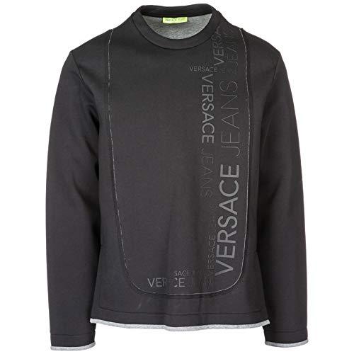 Versace Jeans Herren Sweatshirt Nero M
