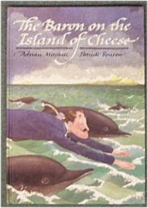 Portada del libro Baron on the Island of Cheese (The Adventures of Baron Munchausen) by Adrian Mitchell (1986-06-26)
