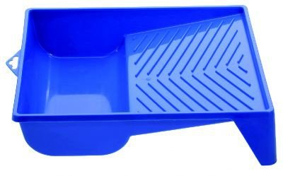 SCHULLER Farbwanne aus Kunststoff gerippt, Größe 200 x 210 mm, 1 Stück, 40475