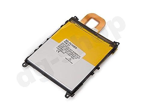Accu Battery Akku Batterie für Sony Xperia Z1 L39H C6903 LIS1525ERPC 3.8V 3200 mAh
