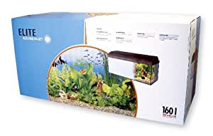 Waterhome a3762 aquarium komplettset 100 er mit fluval for Waterhome aquarium