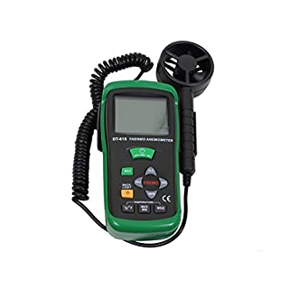 Arctic Hayes ARC998783 998783 Digital Thermo-Anemometer, Green