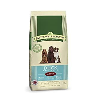 James Wellbeloved Complete Dry Adult Dog Food Duck and Rice, 15 kg 7