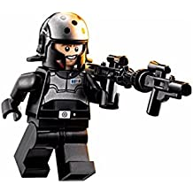 LEGO Star Wars Rebels Minifigure - Agent Kallus Imperial Security Double Blasters (75083) by LEGO