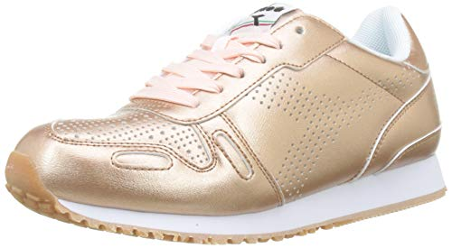 Diadora Titan II W, Sneaker a Collo Basso Donna, Rosa (Rosa