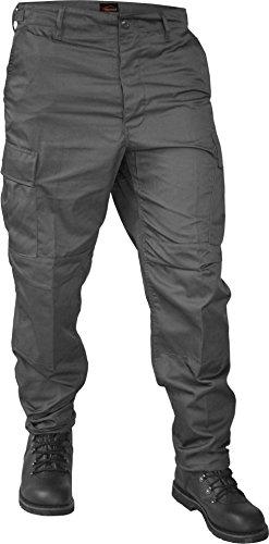 normani US Rangerhose Freizeithose BDU Hose Farbe Grau Größe 3XL