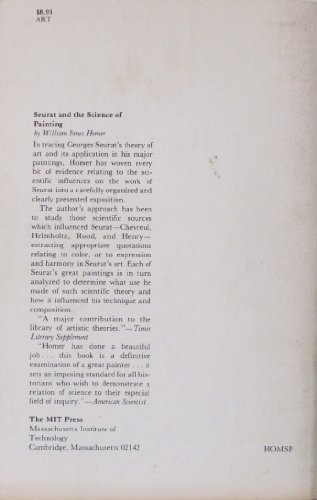 Homer Seurat Science of Painting (Pap