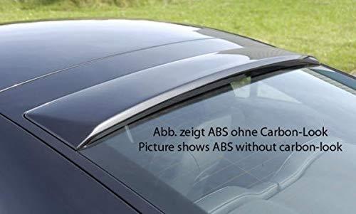 Rieger Heckscheibenblende Carbon-Look für Audi TT (8J): 09.06-