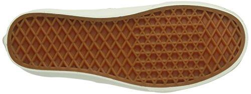 Vans - U AUTHENTIC (VINTAGE SUEDE), Sneakers unisex Arancione(Orange ((Vintage Suede) F1D))