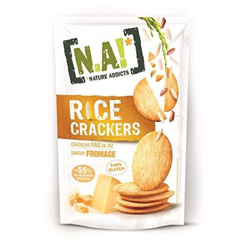 N.A! - Käse-Cracker 70G - Lot De 4 - Preis pro Los - Schnelle Lieferung (Cracker N Käse)
